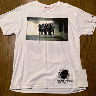 OFF-WHITE - virgil abloh mca pyrex team tee