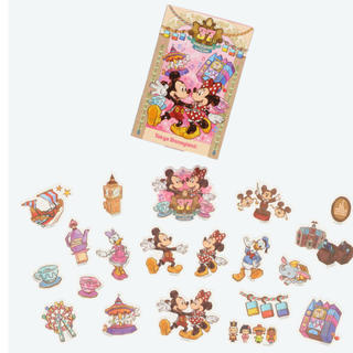 Disney - ディズニー 37周年 シール