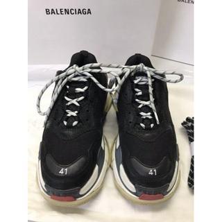 Balenciaga - BALENCIAGA トリプルS  41