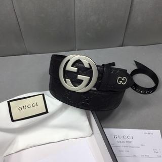 グッチ(Gucci)の美品   グッチ ベルト 3.8cm(ベルト)