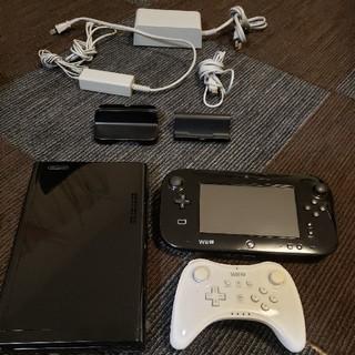 Nintendo  wii u(家庭用ゲーム機本体)