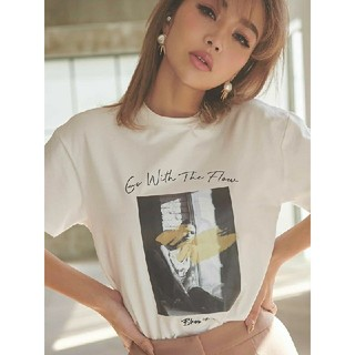 eimy istoire - eimy istoire☆フォトプリントTシャツ