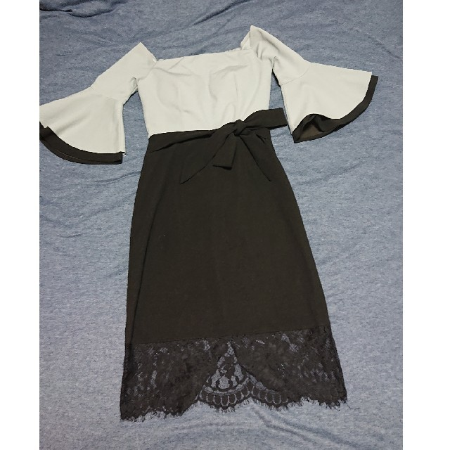 ドレスライン ワンピース レディースのフォーマル/ドレス(ナイトドレス)の商品写真