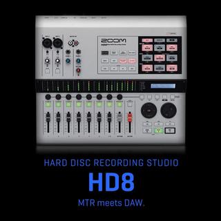 ズーム(Zoom)のZOOM HD8 MTR(MTR)