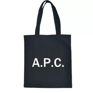 A.P.C - 黒 A.P.C.  トートバック