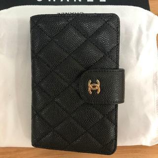 CHANEL - 美品CHANELシャネル折り財布