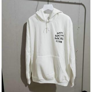 アンチ(ANTI)のANTI SOCIAL SOCIAL CLUB パーカー A2-1(パーカー)
