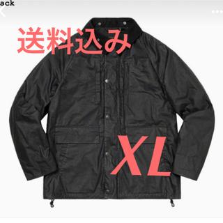 シュプリーム(Supreme)のSupreme Barbour Waxed Cotton Jacket(ミリタリージャケット)