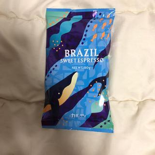 カルディ(KALDI)のKALDIブラジルコーヒー豆1袋(コーヒー)