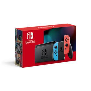 Nintendo Switch - Nintedo Switch 任天堂スイッチ 本体 ネオンブルー