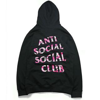 アンチ(ANTI)のANTI SOCIAL SOCIAL CLUB パーカー A9(パーカー)