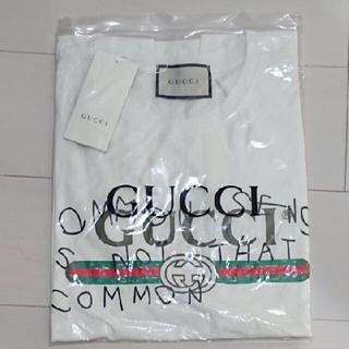 グッチ(Gucci)のgucci tシャツ L 中古(Tシャツ/カットソー(半袖/袖なし))
