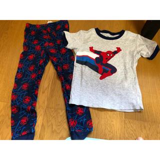 コストコ(コストコ)のスパイダーマンパジャマ(パジャマ)