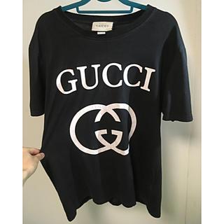 Gucci - GUCCI tシャツ インターロッキングG tシャツ 中古