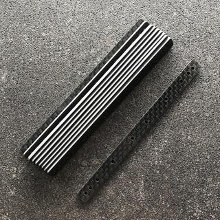 ミニ四駆 カーボンマルチ補強プレート [ ]x10(模型/プラモデル)