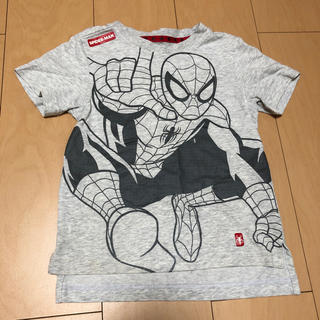 アディダス(adidas)のadidas スパイダーマン Tシャツ 男の子 120cm(Tシャツ/カットソー)