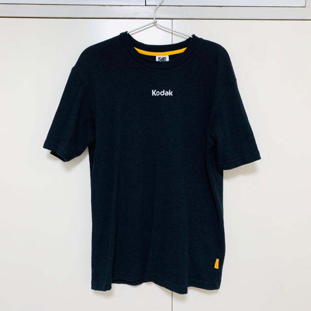 GU(ジーユー)のKodakコラボカットソー メンズのトップス(Tシャツ/カットソー(半袖/袖なし))の商品写真