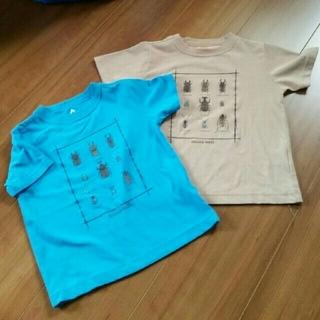 mont bell - mont-bellのキッズTシャツ 100