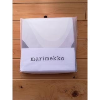 マリメッコ(marimekko)のmarimekko ベッドカバー lokki ロッキ グレー シングル 寝具(シーツ/カバー)