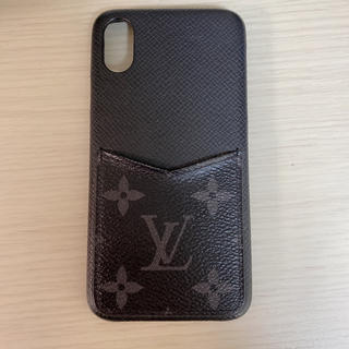 LOUIS VUITTON - LOUIS VUITTON  iPhone XS バンパー