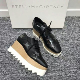 Stella McCartney - ステラマッカートニー 厚底スニーカー エリス スター