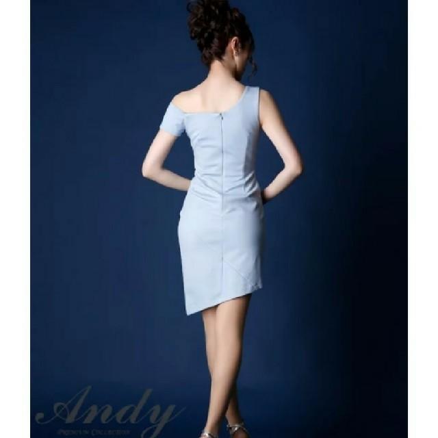Andy(アンディ)のAndy新品未使用ドレス レディースのフォーマル/ドレス(ミニドレス)の商品写真