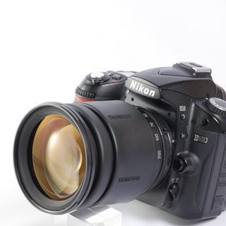 Nikon - 高倍率ズームレンズセット!ニコン 一眼レフカメラ D90