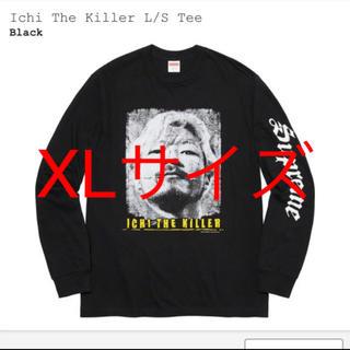 Supreme - Supreme Ichi The Killer L/S Tee XL ブラック