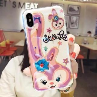 ステラルー(ステラ・ルー)のiPhone11ケース ステラルー ダッフィー(iPhoneケース)