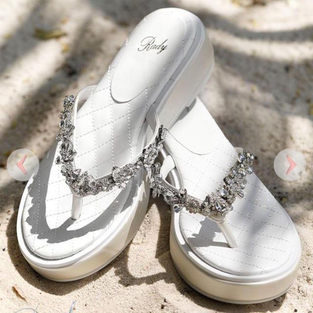 Rady(レディー)のRady  サンダル レディースの靴/シューズ(サンダル)の商品写真