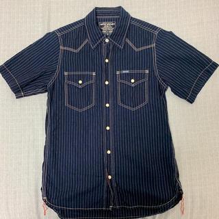バンソン(VANSON)のiron heart メンズシャツ(シャツ)