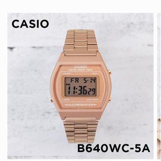 CASIO - CASIO 腕時計 チープカシオ ピンクゴールド デジタル チプカシ