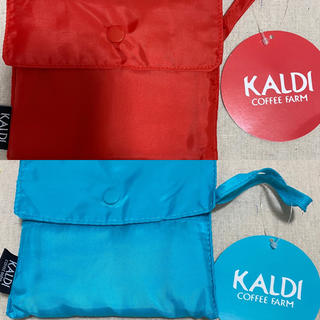 カルディ(KALDI)のKALDI カルディ マイバッグ エコバッグ(エコバッグ)