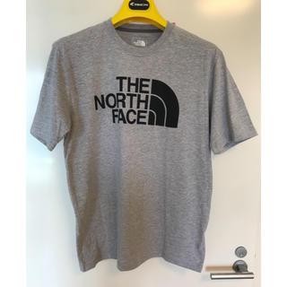 THE NORTH FACE - ノースフェイス グレーTシャツ