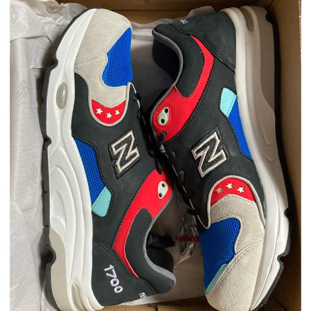 New Balance(ニューバランス)のNB CM1700 WHIZ LIMITED x mita sneakers メンズの靴/シューズ(スニーカー)の商品写真