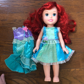Disney - アリエル 人形