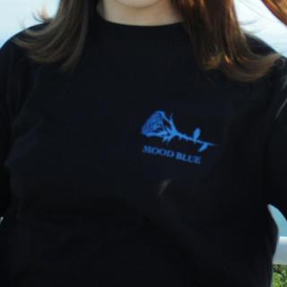 STUSSY - MOOD BLUESKATEBOARDS FULL  BOKKO 半袖 Tシャツ