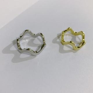 スタイルナンダ(STYLENANDA)のnami ring𓃇⦅gold⦆(リング(指輪))
