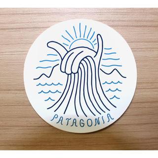 パタゴニア(patagonia)のパタゴニア ステッカー 波丸(その他)