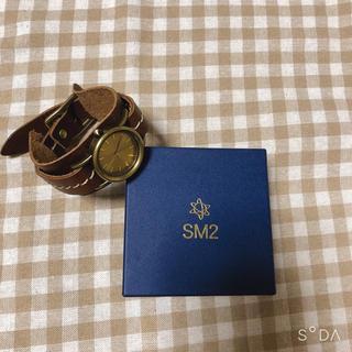 SM2 - SM2  レザー腕時計