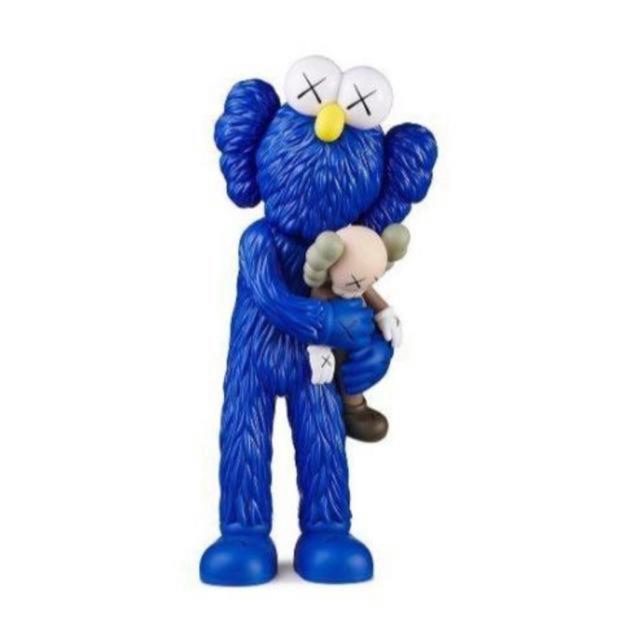 MEDICOM TOY(メディコムトイ)のKAWS TAKE BLUE エンタメ/ホビーのフィギュア(その他)の商品写真