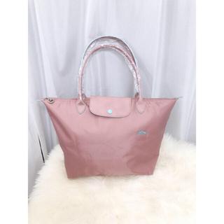 LONGCHAMP - 新品ロンシャン ルプリアージュ クラブ トートバッグ Lサイズ ピンク