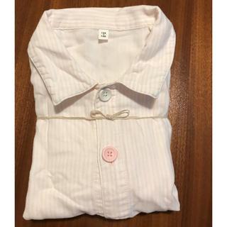 MUJI (無印良品) - こどもパジャマ 長袖 125-140  無印良品