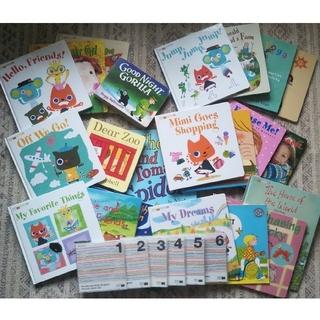 ワールドワイドキッズ 絵本22冊+CD