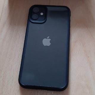 iPhone - iPhone11 64GB ブラック SIMフリー 美品