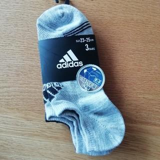 adidas - adidas キッズ靴下