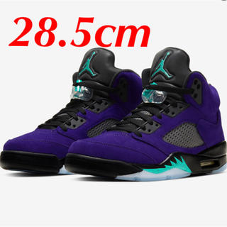 NIKE - NIKE AIR JORDAN 5 RETRO GRAPE エアジョーダン