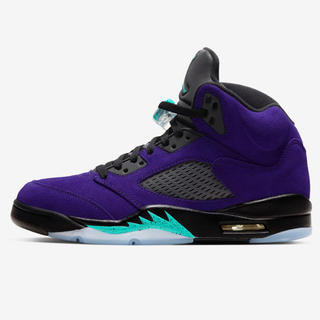 NIKE - NIKE JORDAN 5 RETRO ALTERNATE GRAPE 26.5