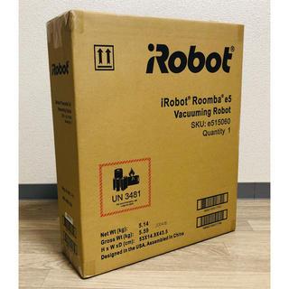 iRobot - アイロボット iRobot ルンバ e5 e515060