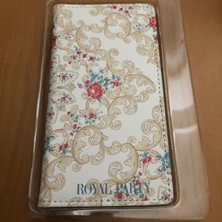 ロイヤルパーティー(ROYAL PARTY)のロイヤルパーティー iPhone5.6 スマホケース(iPhoneケース)